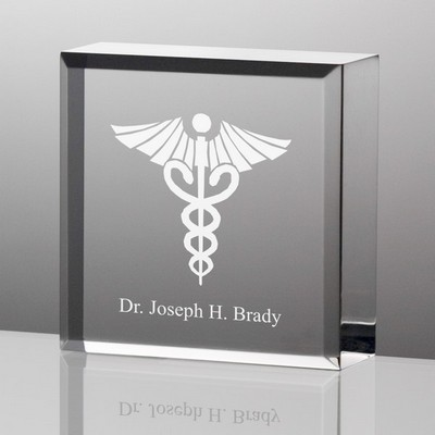 Tiny Treasures Doctors Caduceus Keepsake