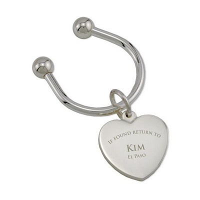 Romantic Return to Heart Key Chain