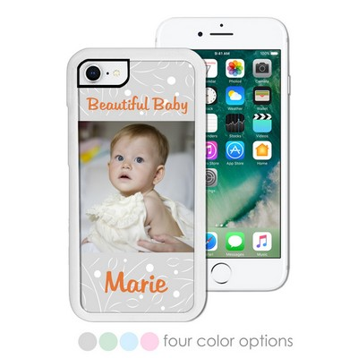 Beautiful Baby Personalized iPhone Case