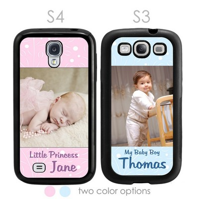 Beautiful Baby Personalized Galaxy S3-S4 Case