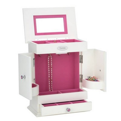 Bella Personalized Jewelry Chest