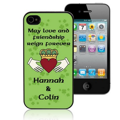 Claddagh Personalized iPhone Case
