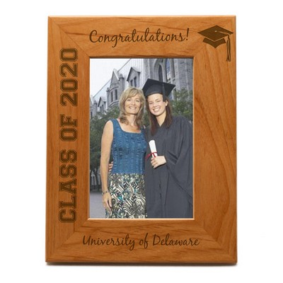 Congratulatory Graduation Photo Frame