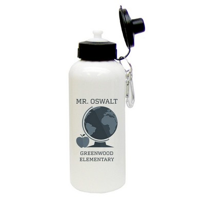 Custom Water Bottle for Teachers