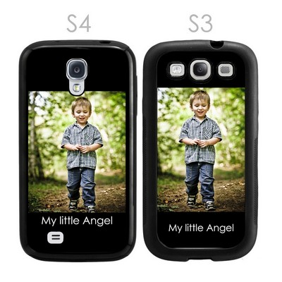 Design Your Own Personalized Photo Galaxy S3-S4 Case