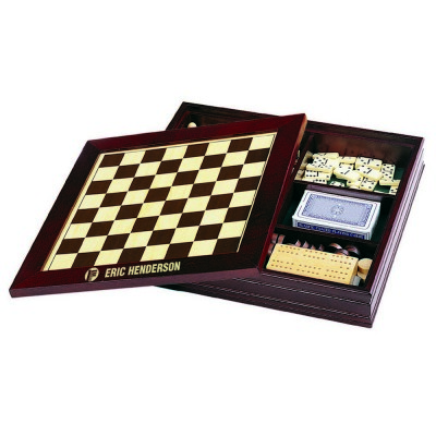 Executive 7-in-1 Classic Game Set