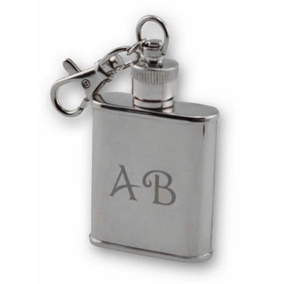 Unique Stainless Steel Flask Key Chain