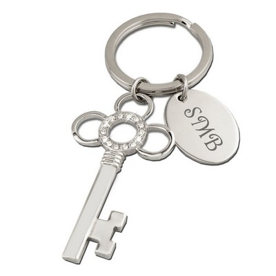 Key to Glamour Personalized Key Holder