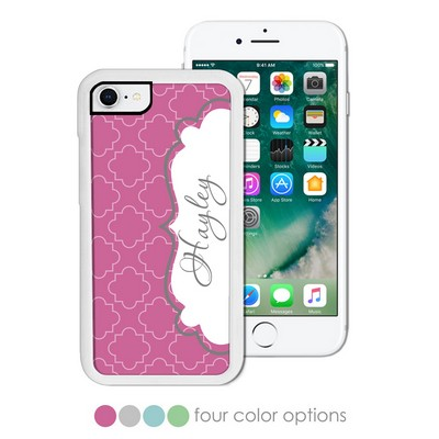 Modern Elegance Personalized iPhone Case