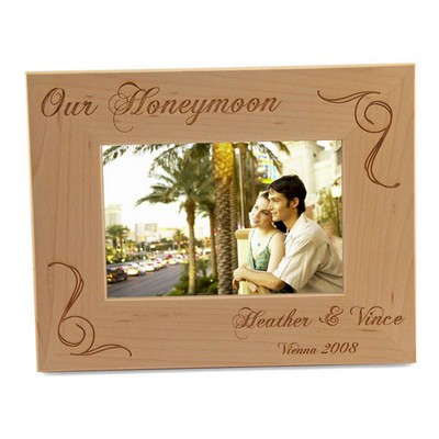 4x6 Honeymooners Picture Frame