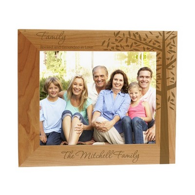 Family Roots 8x10 Photo Frame