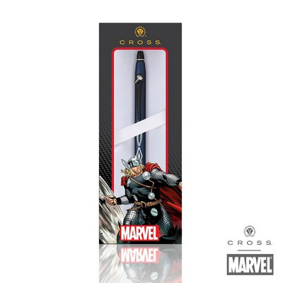 Personalized Cross Click Marvel Thor Ball Point Pen