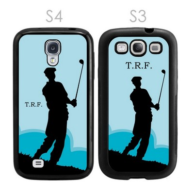 Personalized Golf Galaxy S3-S4 Case