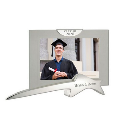 Personalized Graduation Shooting Star 4x6 Picture Frame