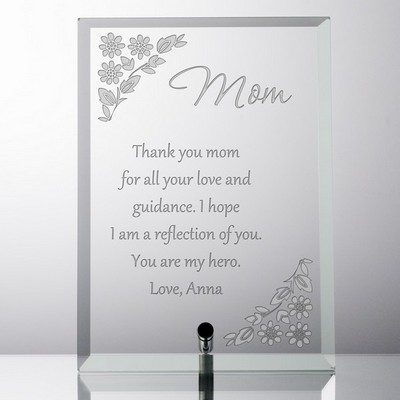 Personalized Keepsake Plaque for Mom & Personalized Home and Office Gifts for Mom Desktop Organizers u0026 More
