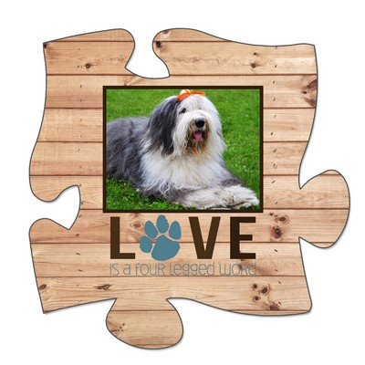 Personalized LOVE Wall Plaque for Pets
