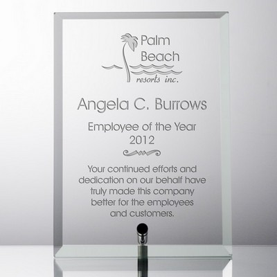 Personalized Recognition Award Plaque