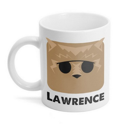 Personalized Wolfman Mug