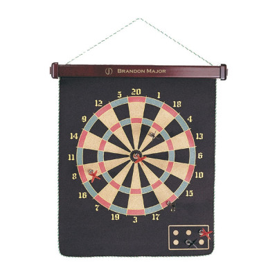Roll Up Magnetic Dartboard
