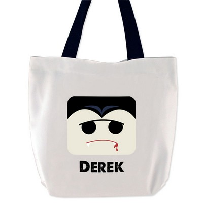 Personalized Dracula Tote Bag