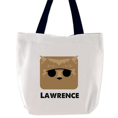 Personalized Wolfman Tote bag