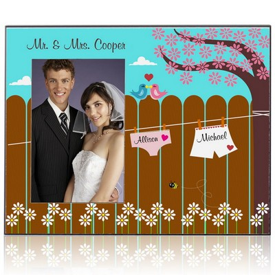 Wedded Bliss Picture Frame