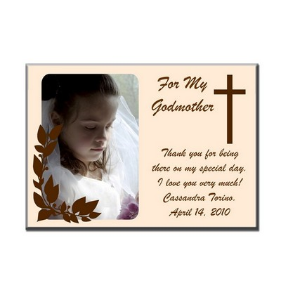 5 x 7 Thank You Cross Photo Panel