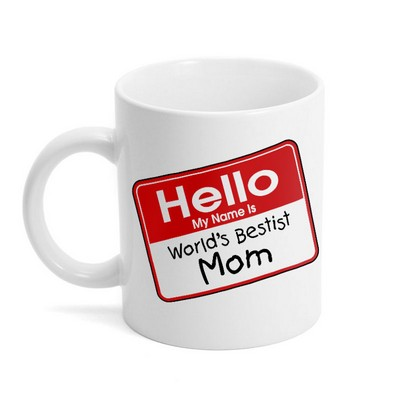 Worlds Bestist Mug for Mom