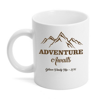 Personalized Adventure Awaits Mug