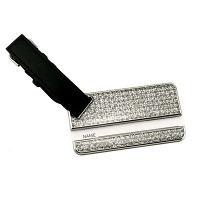 Glitz and Glamour Luggage Tag