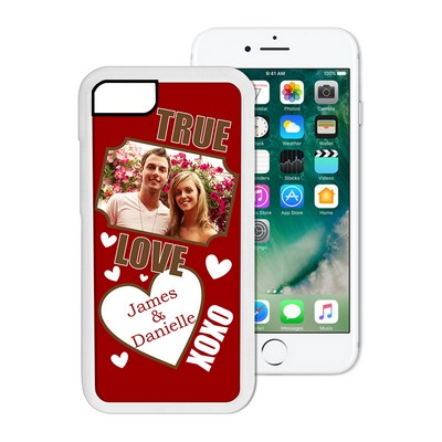 Couples True Love Photo iPhone Case