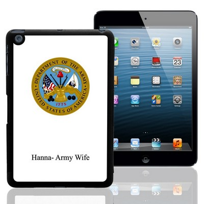 US Army Personalized iPad Mini Case