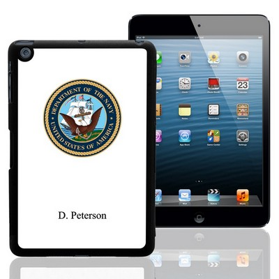 US Navy Personalized iPad Mini Case