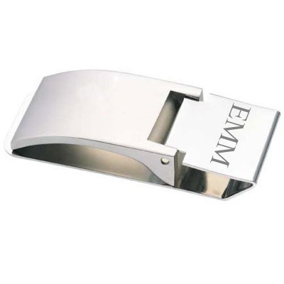 Quality Silver Money Clip